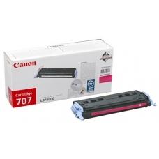Заправка картриджа Canon 707m