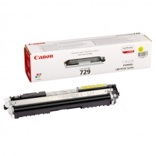 Заправка картриджа Canon 729y