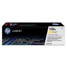 Картридж HP CE322A (желтый)
