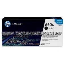 Картридж HP CE270A (черный)