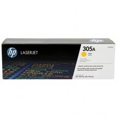 Заправка картриджа HP CE412A