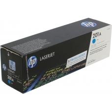 Заправка картриджа HP CF401A (201A)