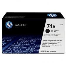 Картридж HP 92274A (черный)