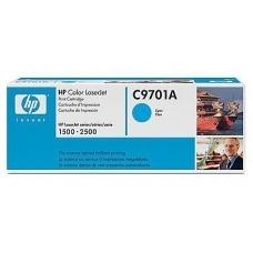 Заправка картриджа HP C9701A