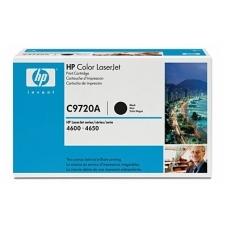 Картридж HP C9720A (черный)