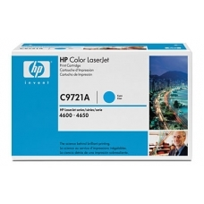 Картридж HP C9721A (голубой)