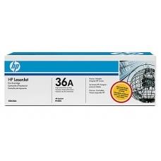 Картридж HP CB436A (черный)