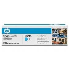 Заправка картриджа HP CB541A