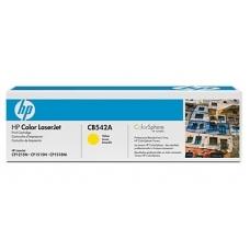 Картридж HP CB542A (желтый)