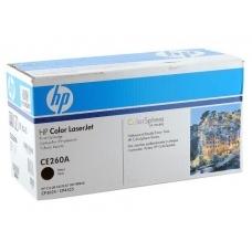 Картридж HP CE260A (черный)