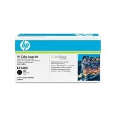 Заправка картриджа HP CE260X