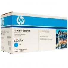 Заправка картриджа HP CE261A