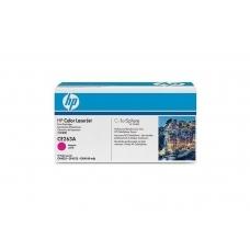 Картридж HP CE263A (пурпурный)
