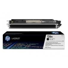 Картридж HP CE310A (черный)