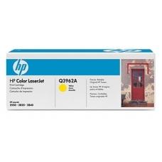 Картридж HP Q3962A (желтый)