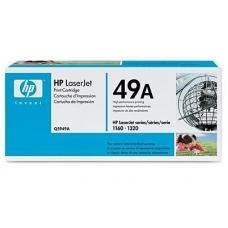 Заправка картриджа HP Q5949A