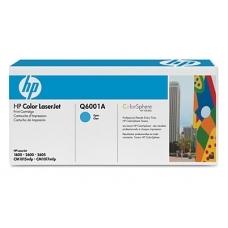 Заправка картриджа HP Q6001A