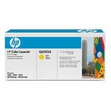 Картридж HP Q6002A (желтый)