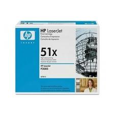 Картридж HP Q7551X (черный)