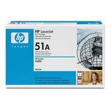 Картридж HP Q7551A (черный)