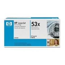 Картридж HP Q7553X (черный)