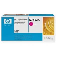 Картридж HP Q7563A Magenta (пурпурный) (пурпурный)