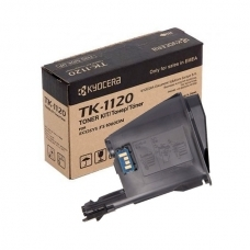Заправка картриджа Kyocera TK-1120 (1T02M70NXV, 1T02M70NX0)