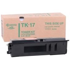 Заправка картриджа Kyocera TK-17 (1T02BX0EU0)