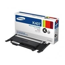 Картридж Samsung CLT-K407S (черный)