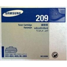 Картридж Samsung MLT-D209S (черный)