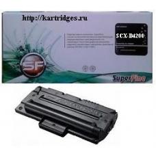Картридж SuperFine SCX-D4200A (черный)