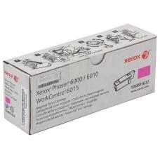 Заправка картриджа Xerox 106R01632