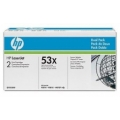 Q7553XD  Картридж HP LJ 2014/2015/M2727 mfp DualPack (2 шт/уп.) оригинал