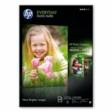 CR757A Фотобумага HP Everyday 10X15 Gls 100Sht Pht Ppr, глянцевая