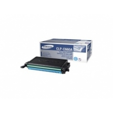 Картридж Samsung CLP-660-серия стандартный голубой CLP-C660A
