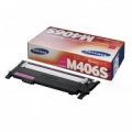 Картридж Samsung-hp CLT-M406S/SEE  CLP-360/365/368/CLX-3300/05 1.0K Magenta S-print by HP (SU254A)