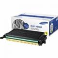 Картридж Samsung CLP-660-серия стандартный желтый CLP-Y660A