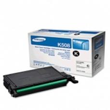 Картридж Samsung CLP-620-серия увеличенный черный CLT-K508L