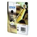 Картридж EPSON C13T16214010 для Epson WF-2010W черный  стандартный