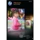 Q1992A Фотобумага HP Высококачественная Глянцевая, 240г/м2, A6(10X15)/60л