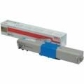 Тонер-картридж OKI C310/330/510/530/MC351/MC361/MC561 голубой на  2,000 стр. A4