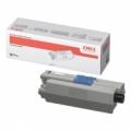Тонер-картридж OKI C310/C330/C510/C530/MC351/MC361/MC561, 3.5k черный