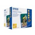 S042199 Epson Глянцевая фотобумага, 13x18 см, 500 листов, 255 г/м2