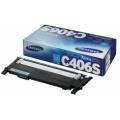 Картридж Samsung-hp CLT-C406S/SEE  CLP-360/365/368/CLX-3300/05 1.0K Cyan S-print by HP (ST986A)