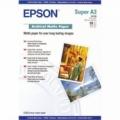 S041344 Epson Матовая архивная бумага, A3, 50 листов, 192 г/м2