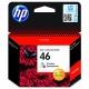 Картридж HP CZ638AE №46 Tri-Colour Ink Print Cartridge ориг.