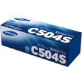 Картридж Samsung CLP-415-серия голубой CLT-C504S / SU027A