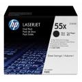 CE255XD Картридж HP LJ P3015 черный, увеличенный, 2 шт/уп, оригинал