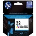 Картридж HP C9352АE3920/3940/PCS1410 № 22 стандартный цветной