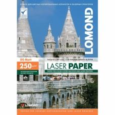 Бумага А4/250/150 для лазерной печати матовая двухсторонняя  0300441/443